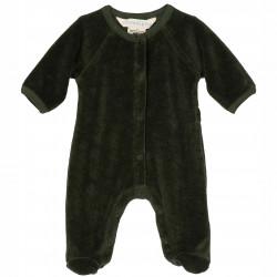 Newborn Velour Suit