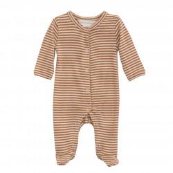 Newborn Stripe Suit